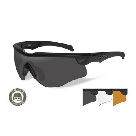WileyX Rogue com szemüveg