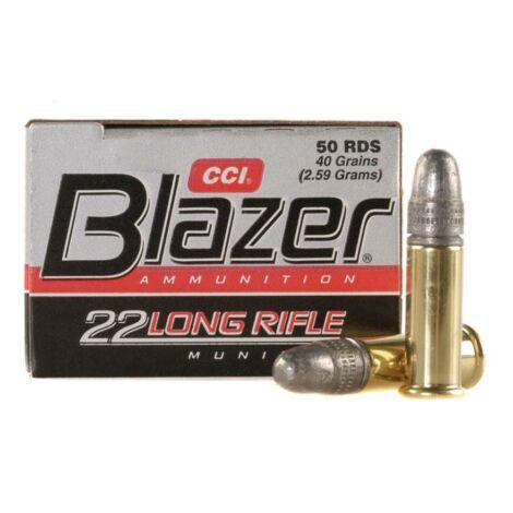 CCI Blazer .22Lr 40gr lőszer