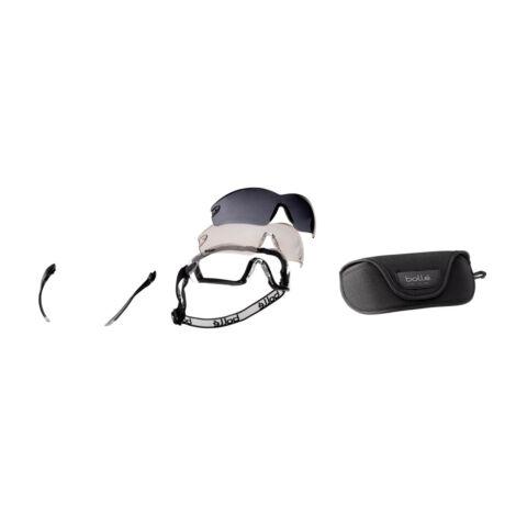 Bollé Cobra 3 lencsés védőszemüveg szett
