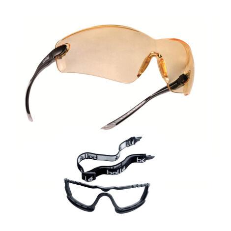 Bollé Cobra védőszemüveg szett