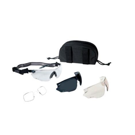 Bollé Tactical Combat dioptriás napszemüveg szett