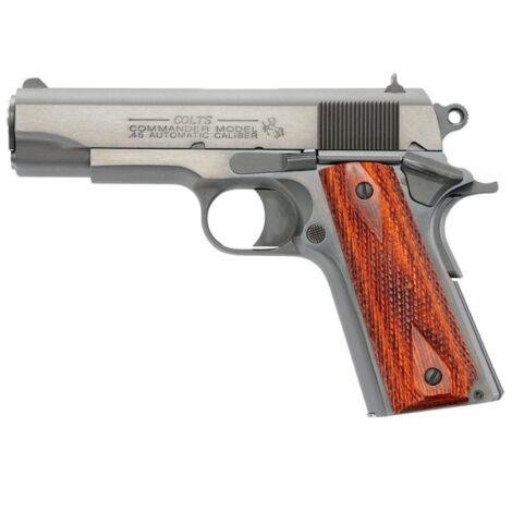 Colt 1911 GI Commander .45 A.C.P. Blue pisztoly
