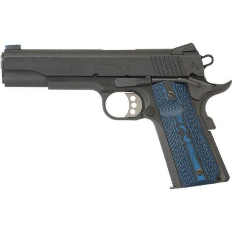 Colt 1911 Competition .45 A.C.P. Brunita pisztoly