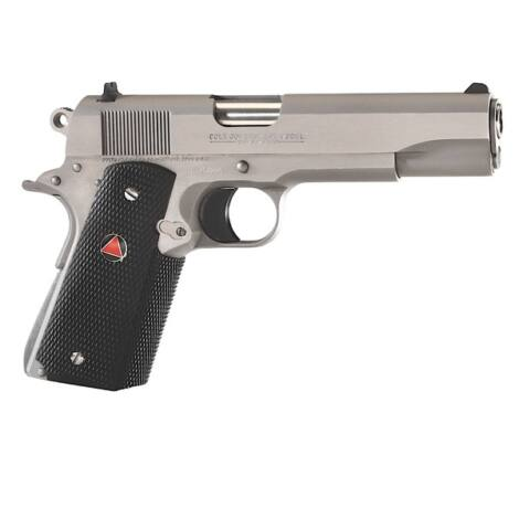 Colt 1911 Delta Elite 10mm Auto Stainless Steel pisztoly