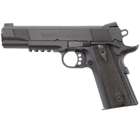 Colt 1911 Rail Gun Government .45 A.C.P. Cera-Kote pisztoly