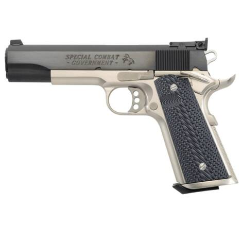 Colt 1911 Special Combat Government .45 A.C.P. Bi-Tone pisztoly
