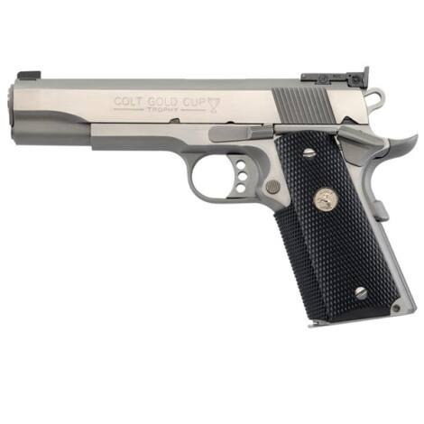 Colt 1911 Gold Cup Trophy .45 A.C.P. Stainless Steel pisztoly