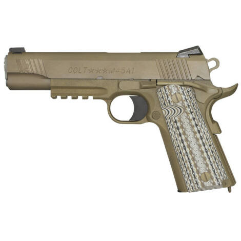 Colt M45A1 U.S.M.C. .45 A.C.P. F.D.E. pisztoly