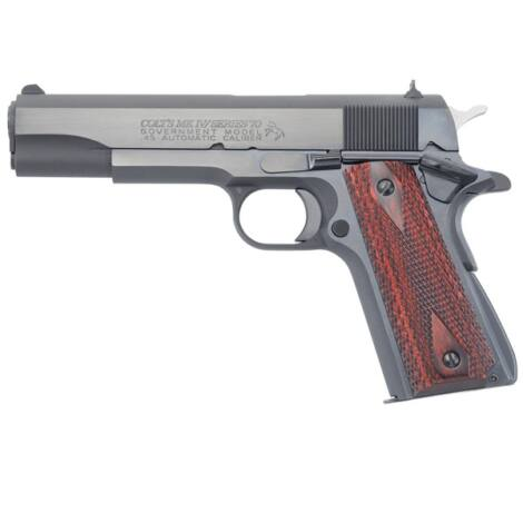 Colt 1911 GI Government .45 A.C.P. Blue pisztoly