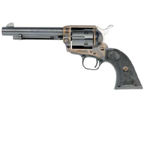 "Colt Single Action Army 5.5"" .45 Long Colt Case Hardened revolver"