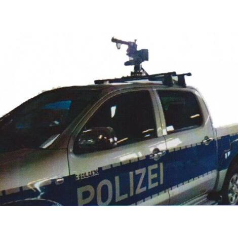 IDC RW-07 gépjárműre szerelhető könnygázszóró
