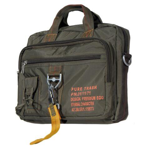 MFH PT nagyméretű karabineres táska