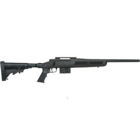 Mossberg MVP-FLEX AR-10 Feed-Sys Medium-Bull .308 Winchester BLACK puska