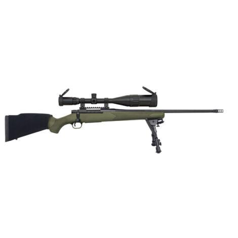 Mossberg Patriot Night-Train II .300 Magnum Winchester OD-Green puska