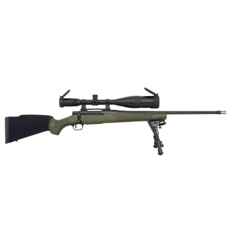 Mossberg Patriot Night-Train II .300 Magnum Winchester OD-Green puska