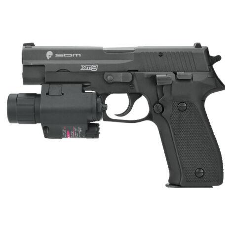S.D.M. XM9 Operator 9x21 pisztoly
