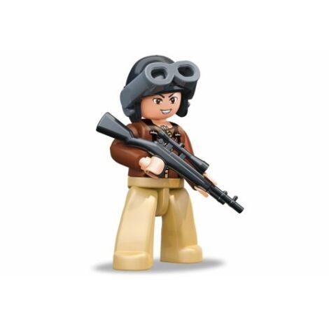 Sluban II. világháborús amerikai lövész minifigura