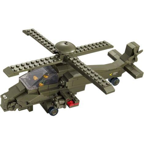 Sluban harci helikopter építő játék