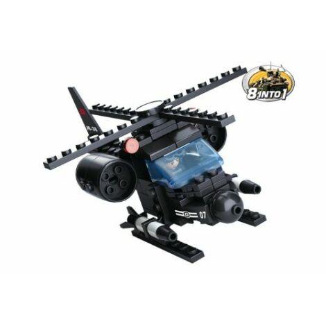 Sluban helikopter építő játék