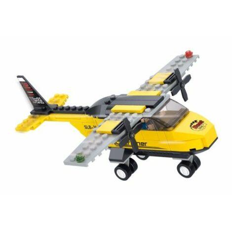 Sluban kiképző repülő építő játék