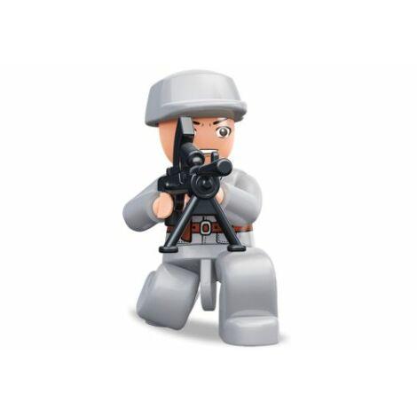 Sluban II. világháborús kínai katona minifigura