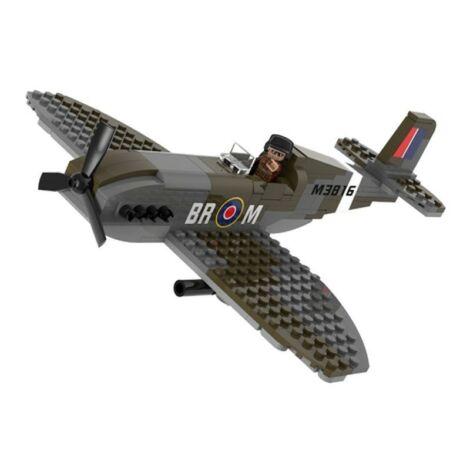 Sluban Spitfire építő játék