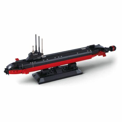 Sluban tengeralattjáró építő játék