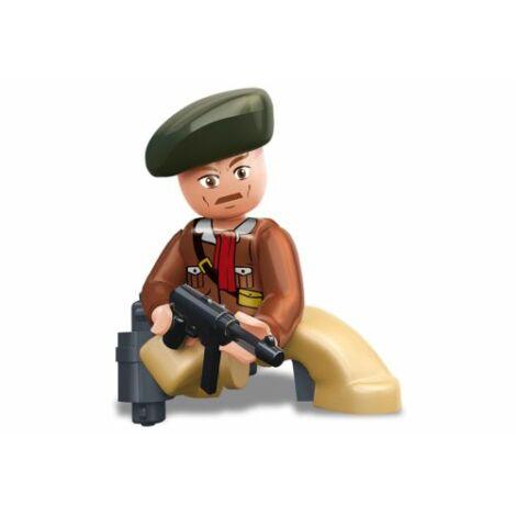 Sluban II. világháborús amerikai katona minifigura