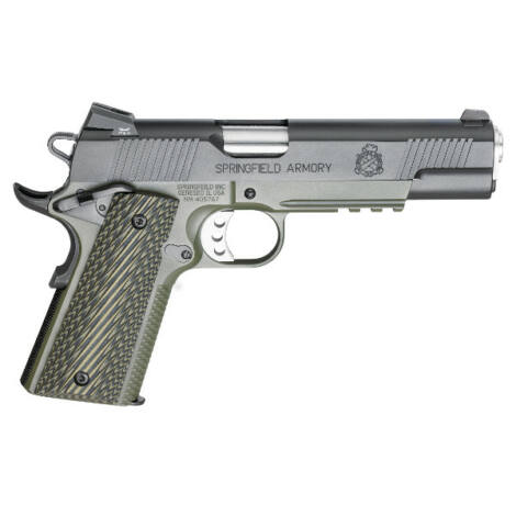 Springfield Armory 1911-A1 Marine Corps Operator .45 A.C.P. Bi-Tone Cera-Kote pisztoly