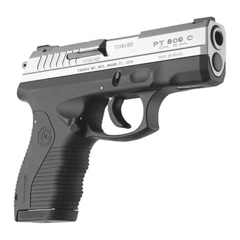 Taurus PT-809 Tactical 9x21 pisztoly